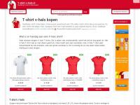 T-shirt-v-hals.nl - T-shirt v-hals kopen
