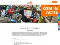 Sterktegenms.nl - Maak je sterk tegen MS!