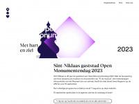 Homepage | Open Monumenten Dag