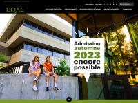 Uqac.ca - UQAC – Université du Québec à Chicoutimi