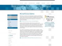 MS Access websites - Sybit | Software op Maat