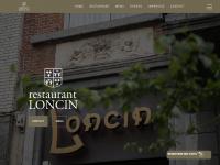Loncinrestaurant.be - Restaurant Loncin - Antwerpen