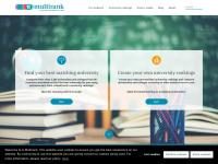 Umultirank.org - 2019-2020 World University Rankings - Compare Universities & Colleges | U-Multirank