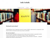 Sofie Verhalle – Freelance Digitaal Communicator, Social Media Expert en Veranderingsbegeleider