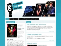 Comedyartsfestival.nl - Not Activated