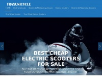 Traxunicycle.com - 2016 Fashionable Transport Electric Unicycle & Scooters Online for Sale