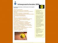 scheepvaartvriendenddh.nl