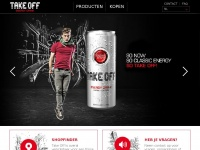 TAKE OFF Energy Drink