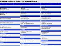 Newwebdirectory.com | The new directory