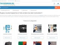ᐅ * Goedkoop en snel tassen bedrukken? bezoek tassenman.nl