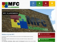 Mfcklarenbeek.nl - MFC Klarenbeek – website