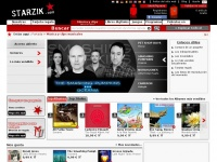 Starzik.es - ★ DRM-Free MP3 music download - Starzik