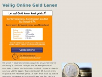 Geld Leen Site - Eenvoudig Online Geld Lenen! - Snel en goedkoop een geld lening afsluiten via de website!