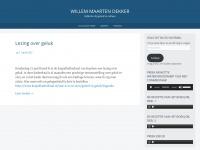 willemmaartendekker.com