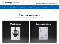 Wasdrogerwebshop.nl | wasdrogers webshop met het grootste assortiment van Nederland