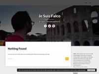 Jesuisfalco.nl - Je Suis Falco - Blogger met een zachte G
