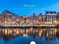Homepage - MiKoti - Websites voor Makelaars
