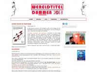 Wereldtitel Dammen 2016 - Wereldtitel Dammen 2016