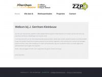 jgerritsenkleinbouw.nl