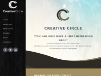 Creativecircle.nl - Creative Circle - You can only make a first impression once