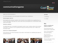 Interesse in de communicationgame?