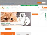 Krabpaalplezier | Dé online dierenwinkel voor alle kattenbenodigdheden