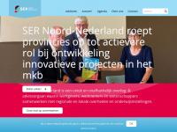 SER Noord-Nederland startpagina