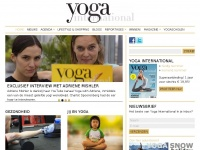 Yoga is jouw passie? Welkom bij Yoga International!