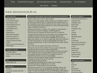 Directoverzicht.eu - Overzichtelijk vertrekpunt voor uw online activiteiten