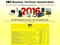 beamerverhuuramsterdam.nl