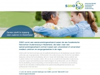 Samenwerkende Netwerken Academische Ouderenzorg -