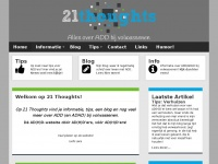 21-thoughts.nl