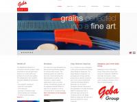 Gebaplast.eu - - Gebaplast – Grains perfected into a fine art