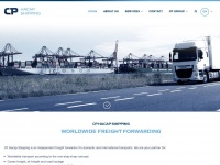 Cp-hacap.nl - CP Hacap Shipping - Your independent freight forwarder