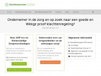 klachtenportaalzorg.nl