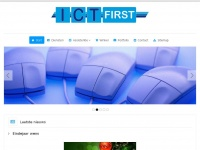 ICT First te Schiedam - Start