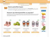 Dieren pantoffels kopen