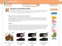 spaanse-pantoffels.nl