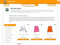 gymtas-kopen.nl