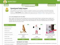 Speelgoed baby kopen
