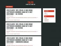 TaLPo | U Weet HeT, iK Weet HeT
