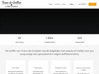 Heerlijke Koffie, Thee & Chocolade - Frans de Grebber