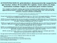 AUTOGPSTRACKER.NL  gebruiksklare abonnementsvrije magnetische gps tracker, gebruiksklare magnetische gps tracker voor enkele centen per dag live volgen, Berkel en Rodenrijs, 0651652321