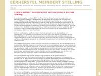 eerherstelmeindertstelling.nl