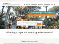 Airlodge.nl - Comfortabel kamperen met uitzicht op de sterrenhemel