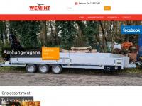 Wemint tuinmachines - Wemint | Agro & Techniek Service Twente
