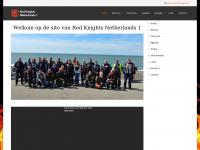 Redknights.nl - Welkom op de website van - Red Knights Netherlands 1