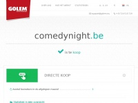 comedynight.be