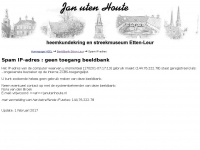 Hetgeheugenvanettenenleur.nl - Beeldbank Streekmuseum Etten-Leur