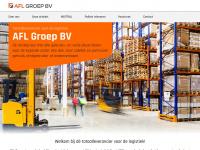 AFL Groep BV | Dé totaalleverancier voor de logistiek!